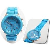 실리콘밴드 패션손목시계